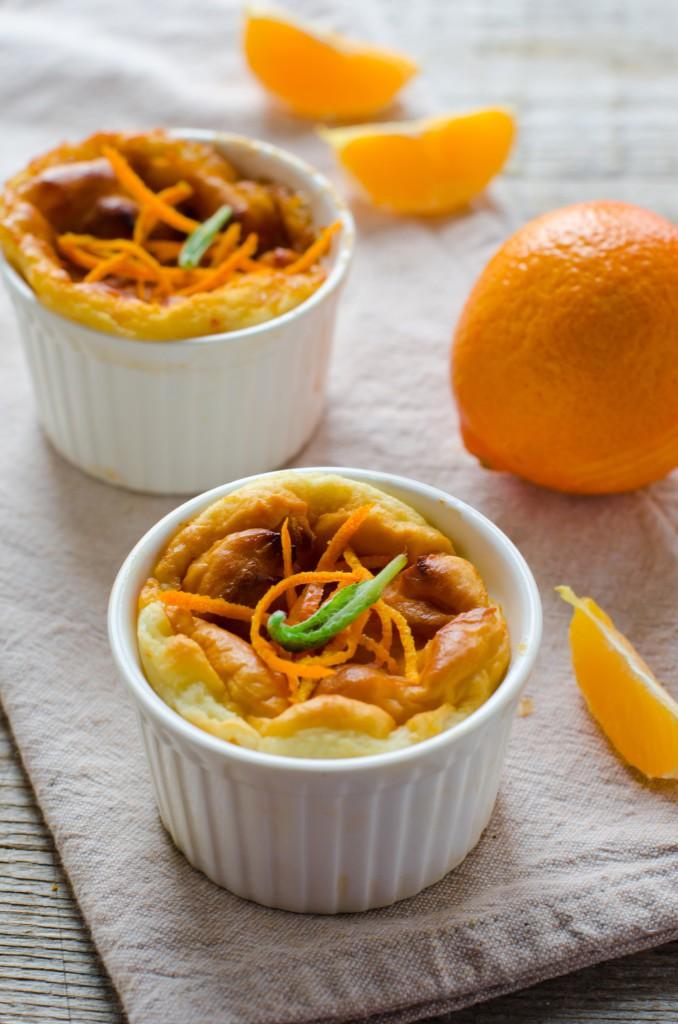 Sinaasappelsoufflé