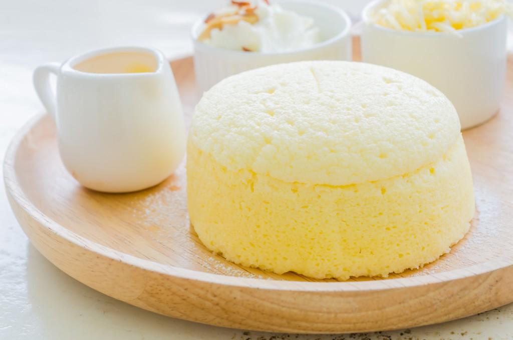 Sinaasappelcheesecake