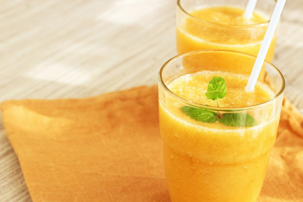 Citrussmoothie